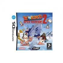 Worms Open Warfare 2 (Nds)