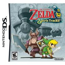 Zelda Phantom Hourglass (NDS)