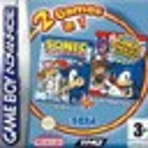 Double pack Sonic Advance + Sonic Pinball
