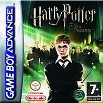 Harry Potter Order of Phoenix (GBA)