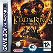GameBoy - Lord of the Rings Third Age