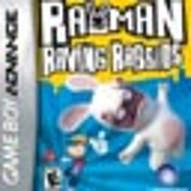 Rayman Raving Rabbids (GameBoy)
