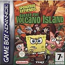 SpongeBob Battle for Volcano Island