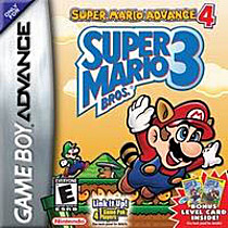 Super Mario Advance 4:Super Mario Bros 3