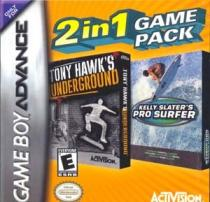 Tony Hawk Underground (GameBoy)