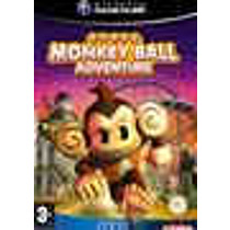 Super Monkeyball Adventure (GameCube)