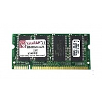 KINGSTON 256MB 400MHz DDR SODIMM Non-ECC CL3