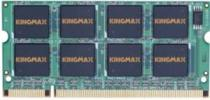 KINGMAX 512MB SO-DIMM, DDR2 PC5300 667MHz