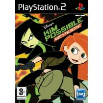 Disney's Kim Possible: Whats the Switch (PS2)