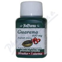 MedPharma Guarana 800mg (37 tablet)