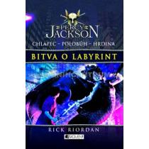 Bitva o labyrint - Percy Jackson