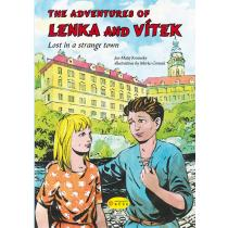 The Adventures of Lenka and Vítek - Lost in a strange town Krnínský