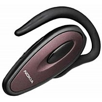 Nokia Bluetooth Headset BH-202 deep plum