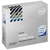 Intel Core 2 Duo T7400 BOX