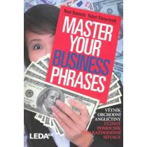 Master Your Business Phrases - Bosewitz René