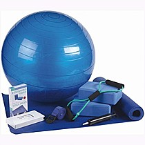 MARCY YOGA BODY BALL SET