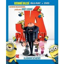 Já, padouch +DVD (Despicable Me) Blu-ray