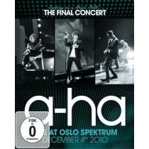 A-HA: Ending On A High Note Blu-ray