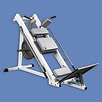 KEYSFITNESS - KOMBI LEG PRESS - HACK DŘEP