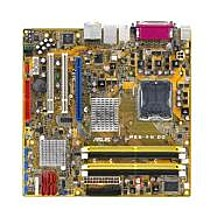 ASUS P5E-VM DO VPro, Gb LAN iQ35 DDR2, RAID