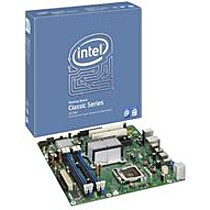 INTEL Desktop Board D201GLY / LITTLE VALLEY / uATX / DDR2 / INT. CPU