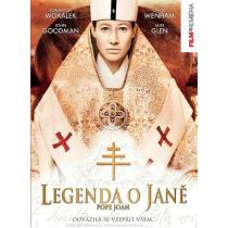 Legenda o Janě (Pope Joan) DVD