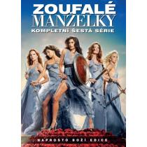 Zoufalé manželky 6 (Desperate Housewives 6) DVD