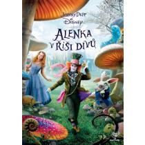 Alenka v říši divů (Alice In Wonderland) DVD