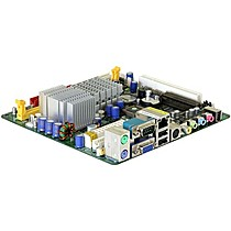 Motherboard Jetway J7F2WE1G2E 1200MHz Mini-ITX