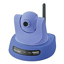 OvisLink WL-5460CAM 802.11g Wireless, PAN/ TILT, MPEG4