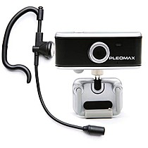 Pleomax webcam PWC-2000, 300K CMOS + headset