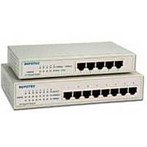 Repotec G3800U Switch, 8-port, 10/100/1000MB