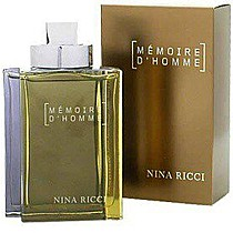 Nina Ricci Memoire D'Homme EdT 60 ml