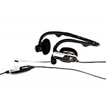 Logitech Premium Notebook, headset