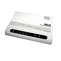 Well PTI-8505G, ADSL modem/ WiFiAP/ router