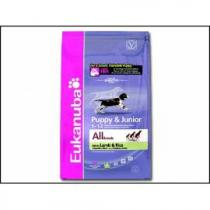 EUKANUBA Eukanuba Puppy & Junior Lamb & Rice 1kg (1743-231288)