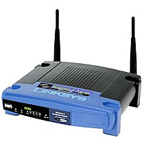 Linksys WRT54GS Wifi Access Point/ Router