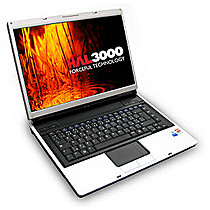 "HAL3000 Gold M740/2GB/160GB/15,4""/BT/DVDRW"