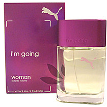 PUMA I'm Going Woman EdT 40 ml