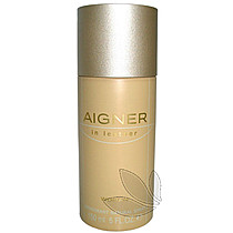 Aigner In Leather Woman - deospray 150 ml W