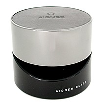 Aigner Black for Man - voda po holení 125 ml