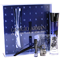 Giorgio Armani Code For Women - dárková sada EdP 50 ml