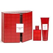 Burberry Brit Red - dárková sada EdP 50 ml + 100 ml Body lotion