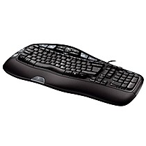 Logitech Wave Keyboard USB