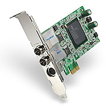 AVerTV Duo Hybrid PCI-Express, DVB-T, TV tuner