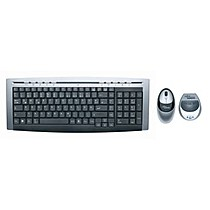 FSC Wireless Keyboard Slim US / CZ + opticka mys