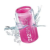 Carolina Herrera 212 Splash EdT 60 ml W