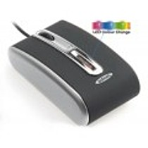 81031 EDNET NB mouse opt.Exclu LED colour change,USB
