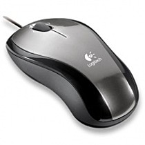 Logitech myš Optical Mouse LX3, USB+PS / 2