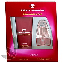 Tom Tailor New Experience Woman - dárková sada EdT 20 ml